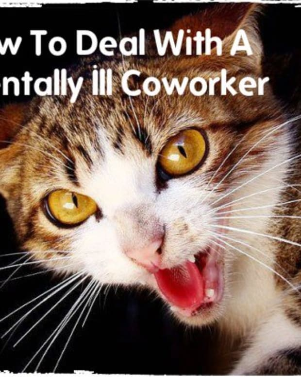 how-to-deal-with-a-mentally-ill-coworker