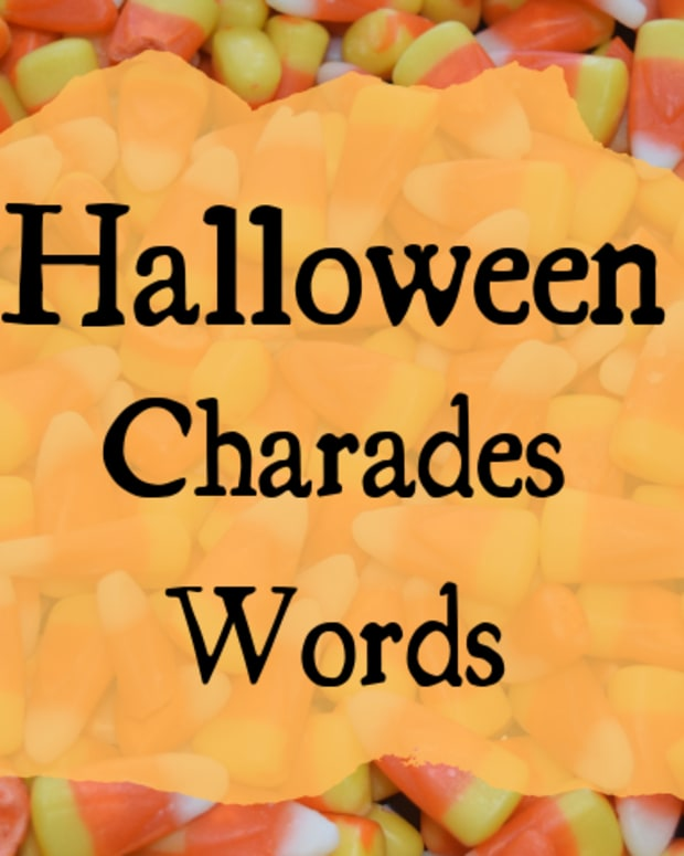 halloween-charades-ideas-words-list
