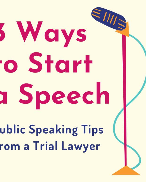 三种强大的方式 - 开始 - 演讲