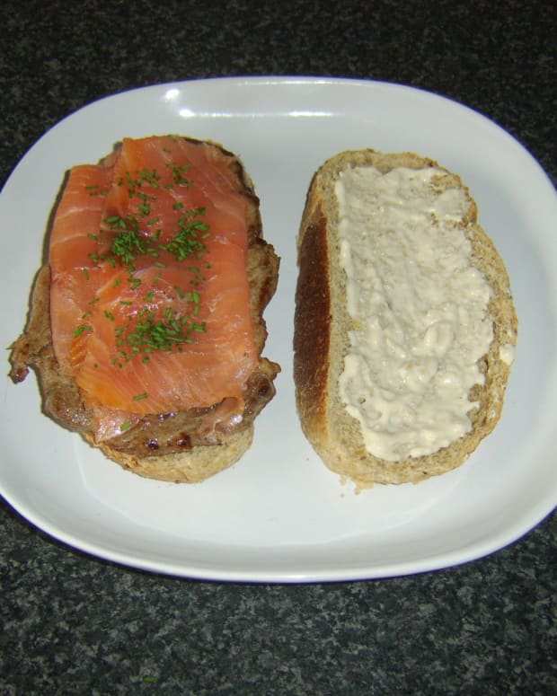 smoked-salmon-sandwich-recipes