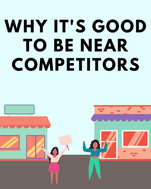 竞争优势 - 为什么它 - 良好的竞争对手