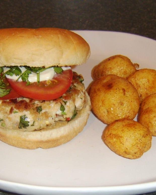 chicken-burger-recipes