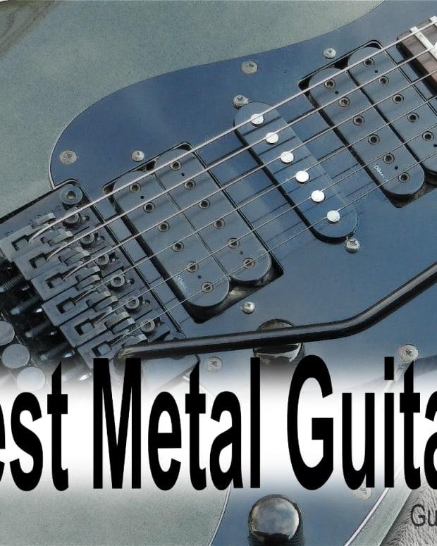 best-metal-guitar