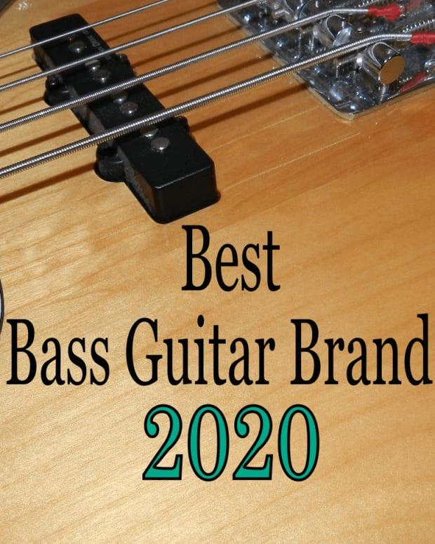 best-bass-guitar-brand