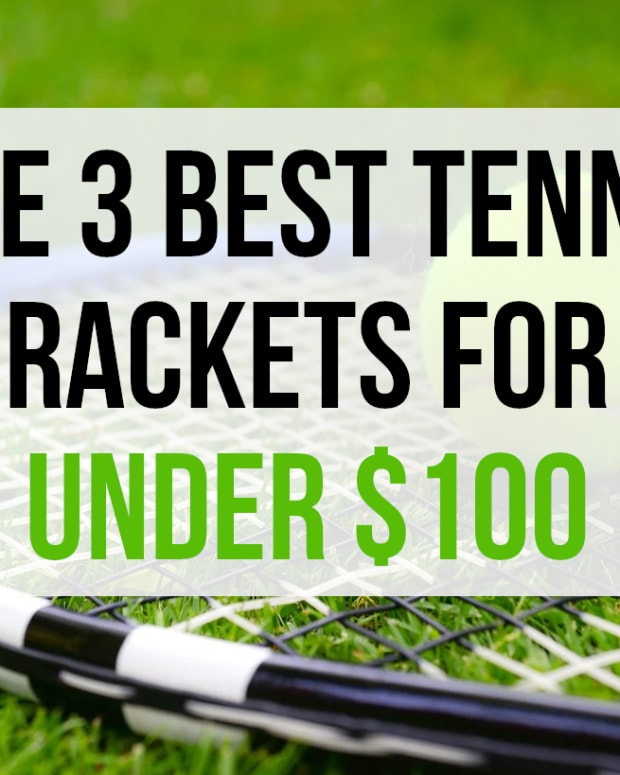 best-tennis-racket-under-100-top-5