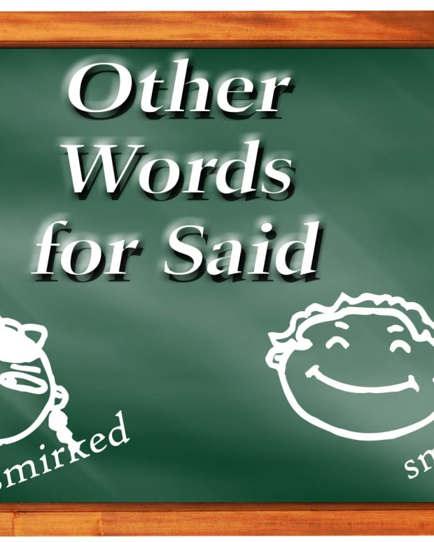 other-words-for-said