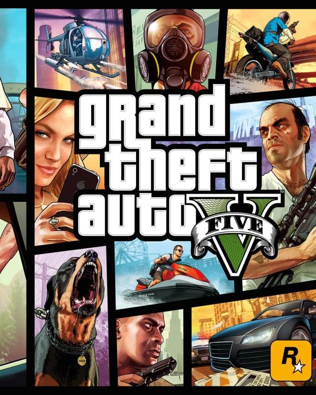 Grand Theft Auto 5 Gta V Levelskip
