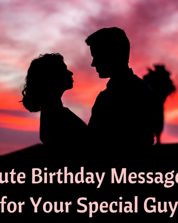 Birthday Card Messages For Your Husband Or Boyfriend Holidappy Celebrations