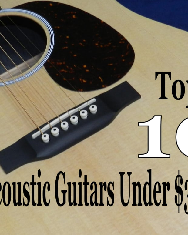 best-acoustic-guitar-under-300-dollars
