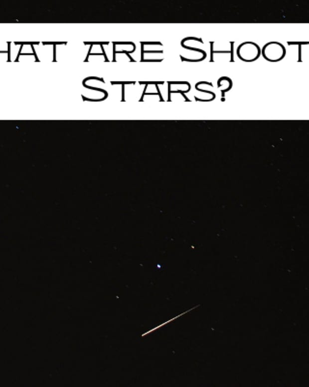 what-is-a-shooting-star