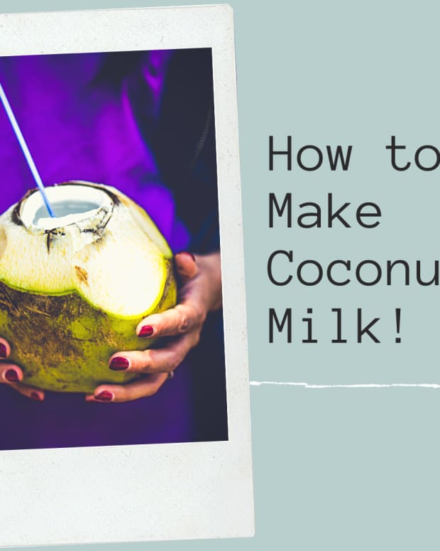 how-to-make-coconut-milk-at-home