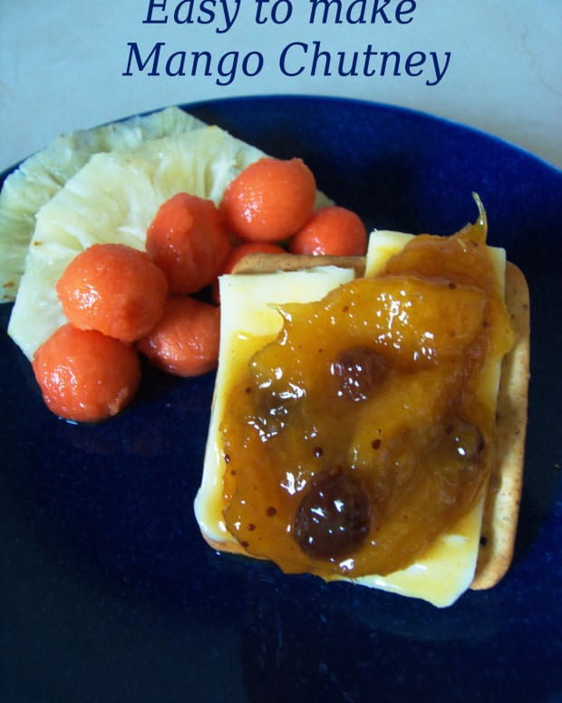 make-mango-chutney