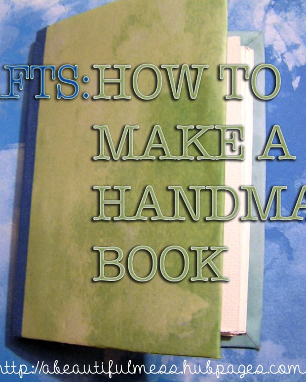 diy-crafts-how-to-make-a-handmade-book