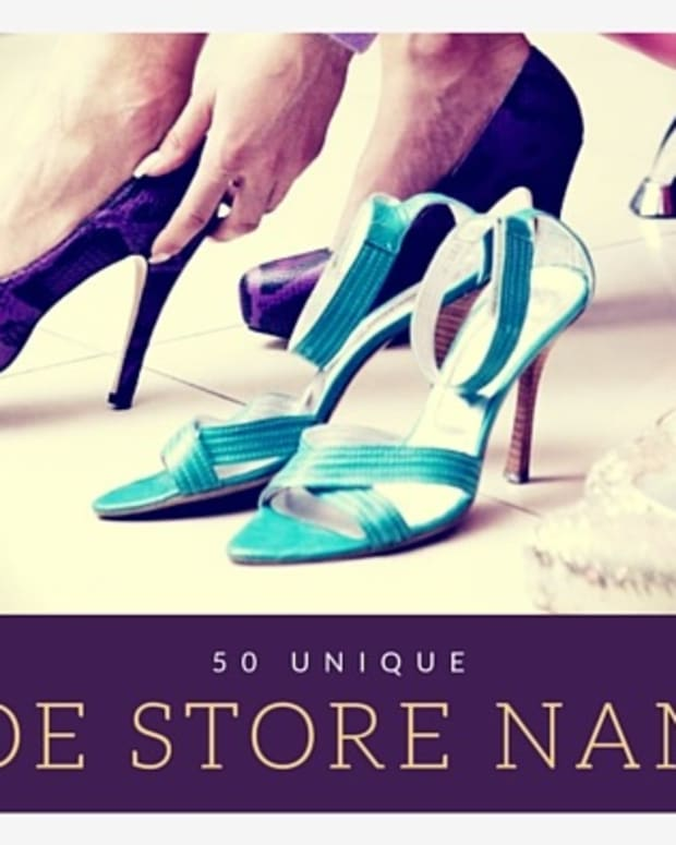 shoe-store-names