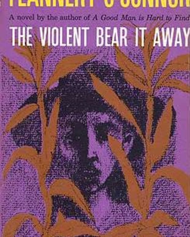 symbols-and-allusions-in-flannery-oconners-the-violent-bear-it-away