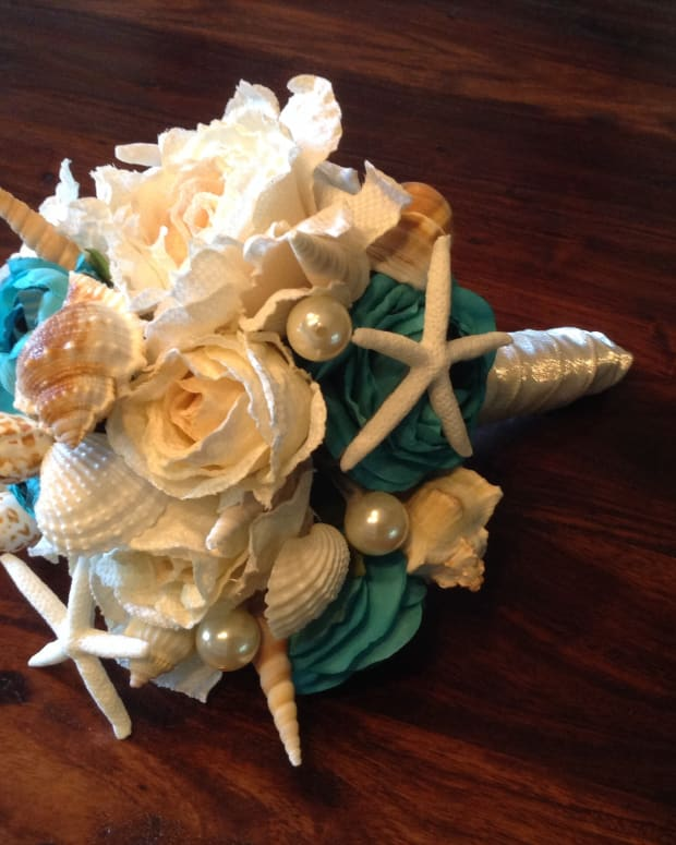 how-to-make-a-seashell-bridal-wedding-bouquet-save-money