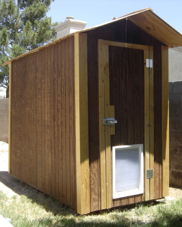 installing-a-drop-ceiling-and-insulation-in-an-air-conditioned-dog-house