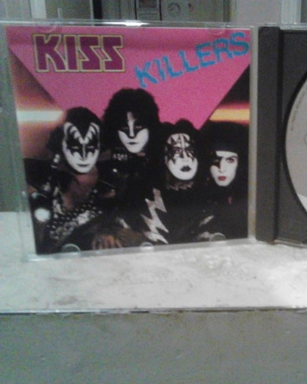 kiss-killers-1982-compilation-album-review