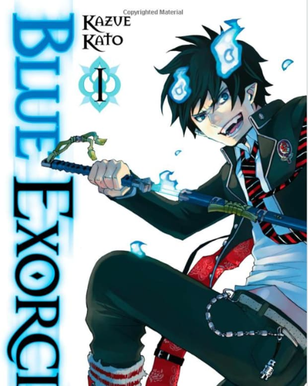 manga-review-blue-exorcist-volume-1-by-kazue-kato