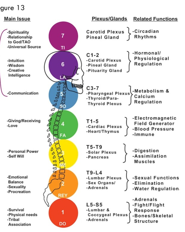 how-chakras-work-and-the-development-of-physical-and-mental-disorders-and-disease