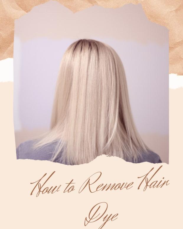 remove-hair-dye