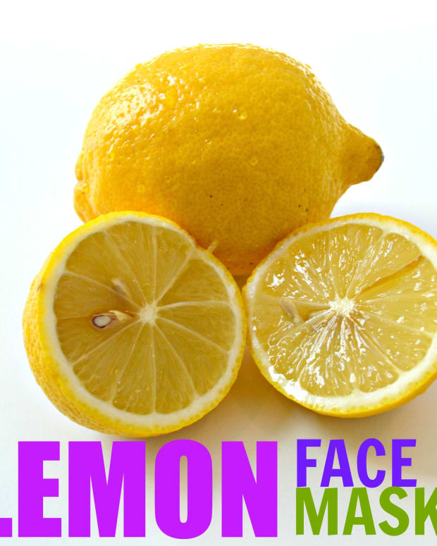 lemon-face-mask-recipes