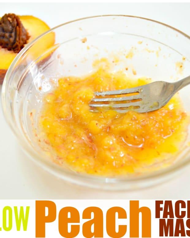 peach-face-mask