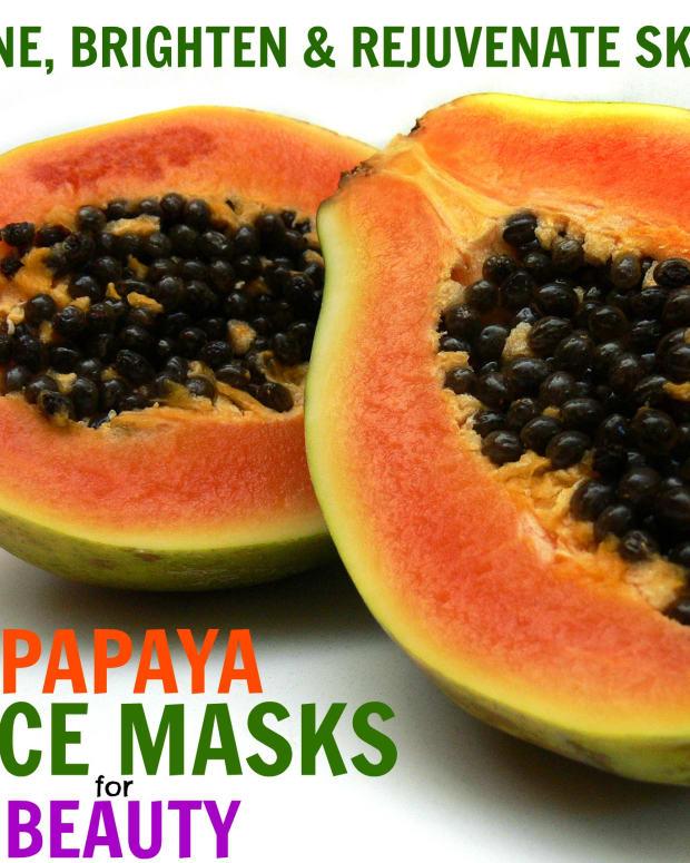papaya-face-mask-recipes