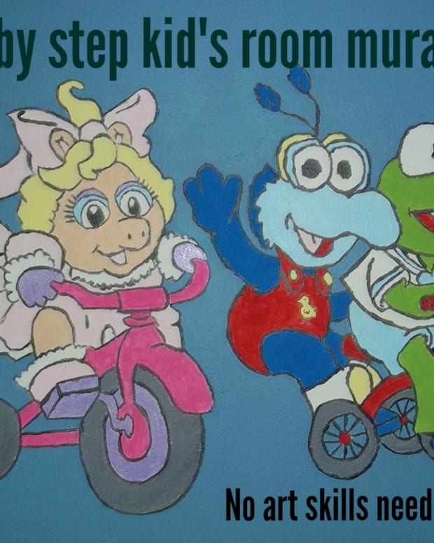 diy-art-mural-for-a-childs-room