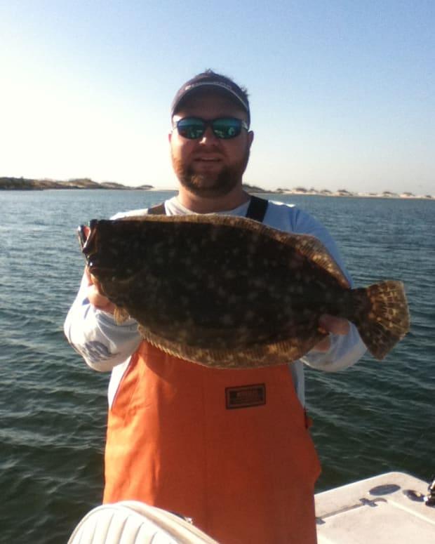 southern-flounder