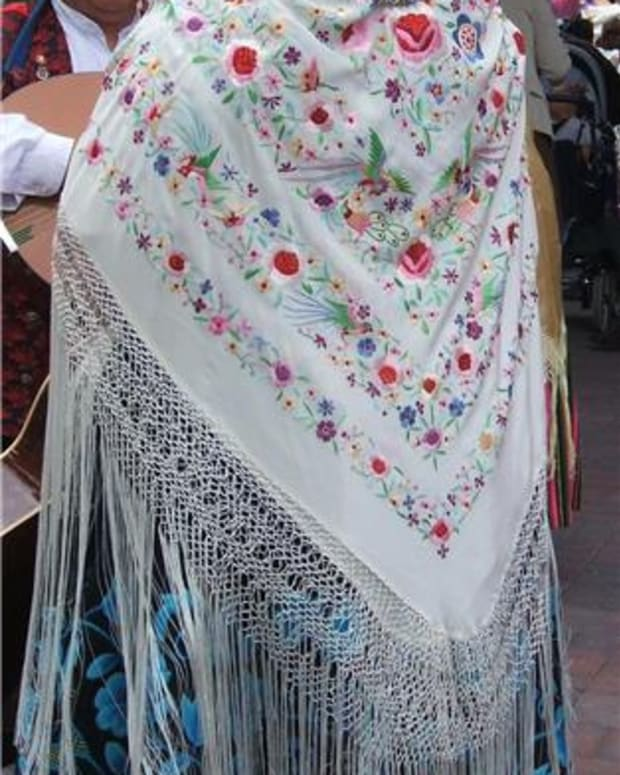 flamenco-shawls