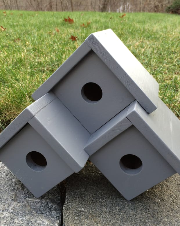 three-wood-birdhouses