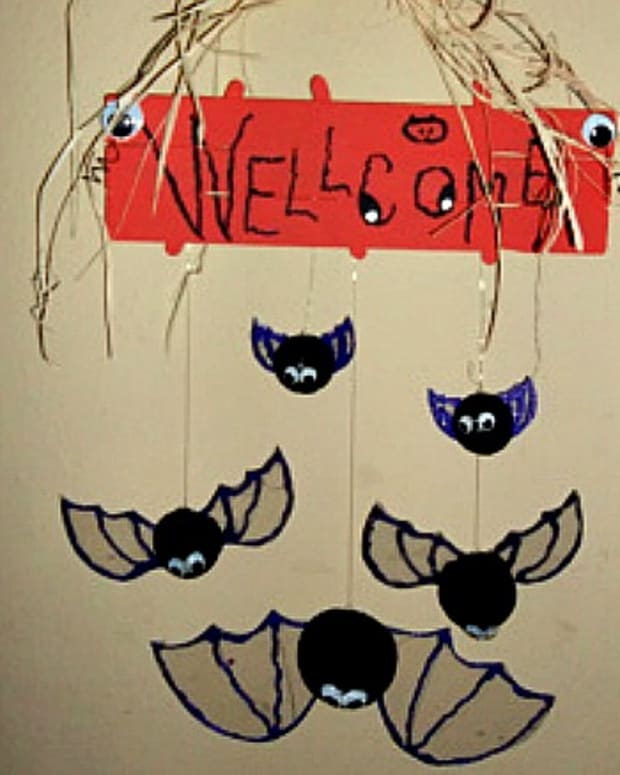 halloween-bat-welcome