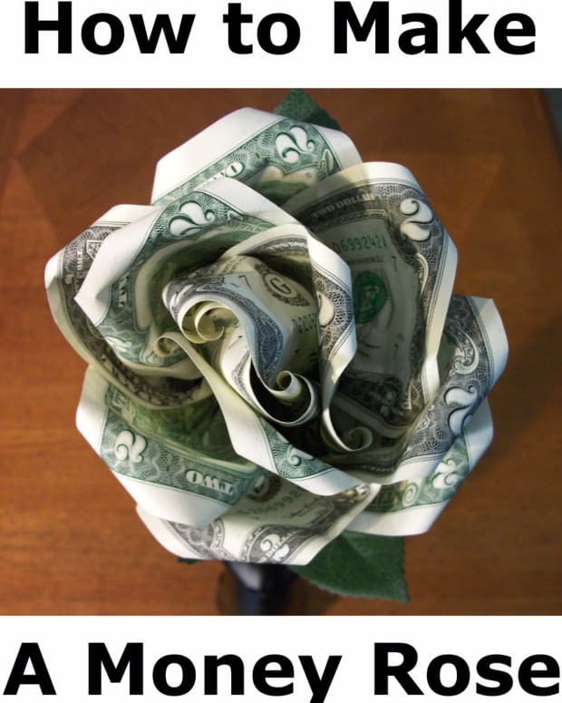 how-to-make-a-money-rose