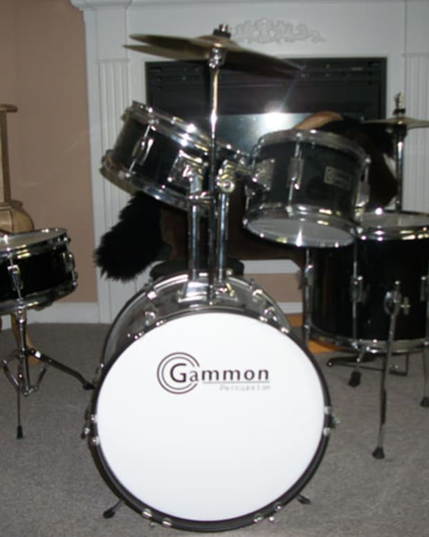 gammon-junior-drum-set-review