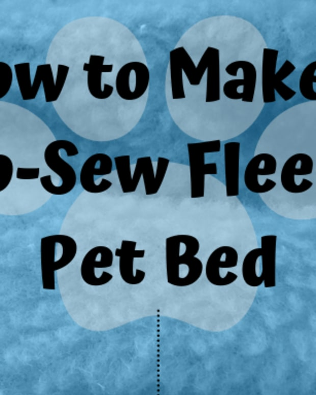 how-to-make-a-no-sew-pet-bed