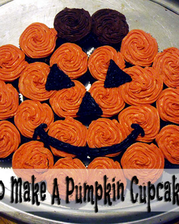 how-to-make-a-pumpkin-cupcake-cake