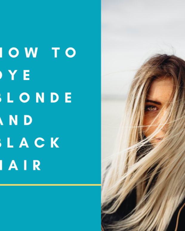 how-to-dye-blonde-and-black-hair