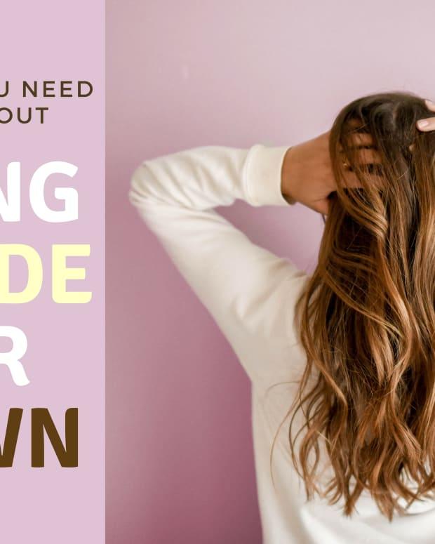 how-to-dye-blonde-hair-brown