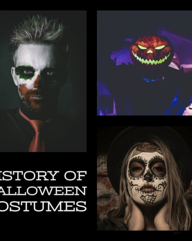 history-of-halloween-costumes