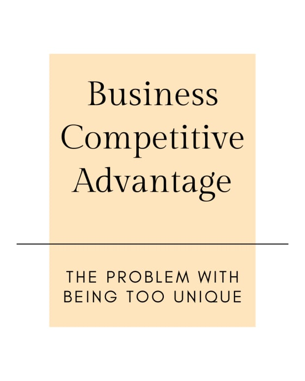 business-competitive-advantage-the-problem-with-being-too-unique