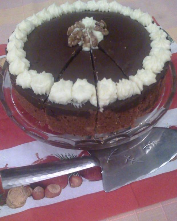 tunis-cake