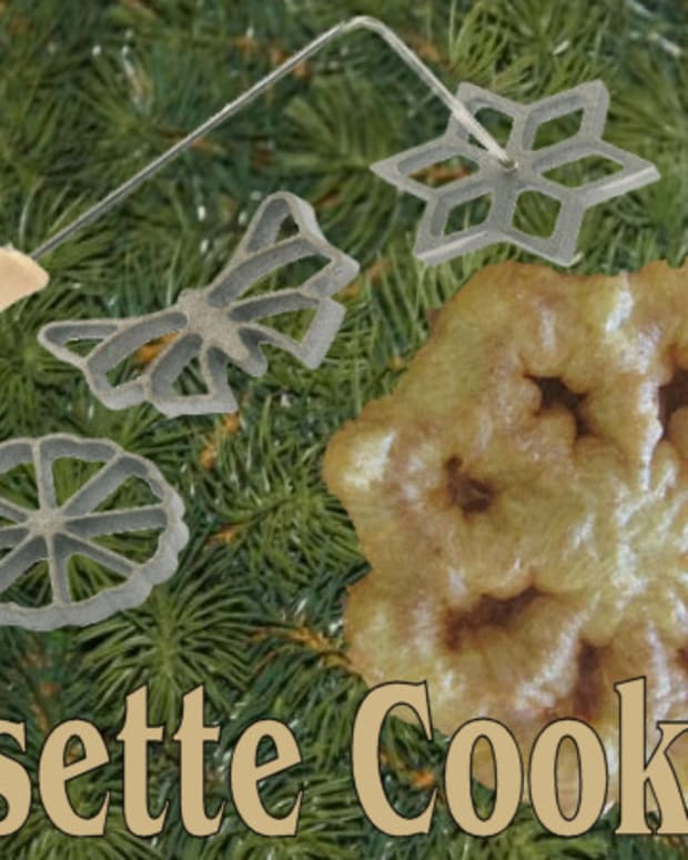 rosette-cookies