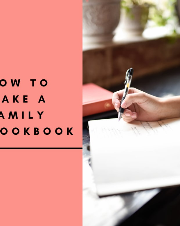 family-recipe-book