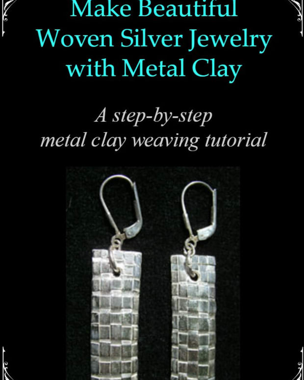 metal-clay-weaving