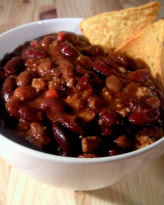 Chilli con Carne  Photo by: Wikimedia Commons