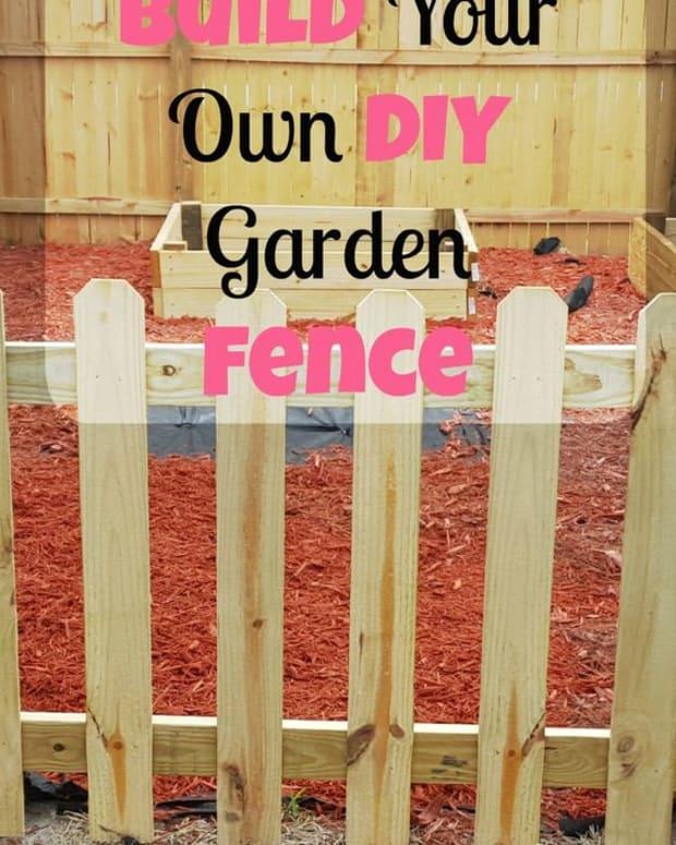 build-your-own-diy-garden-fence