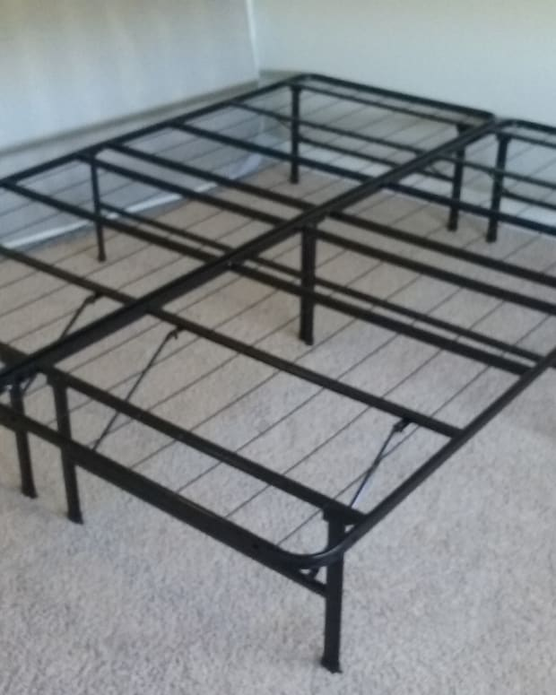 bedframe-review-on-amazon