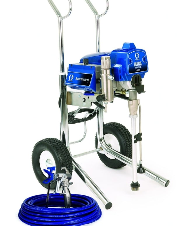 my-review-of-the-graco-ultra-max-ii-495-airless-paint-sprayer