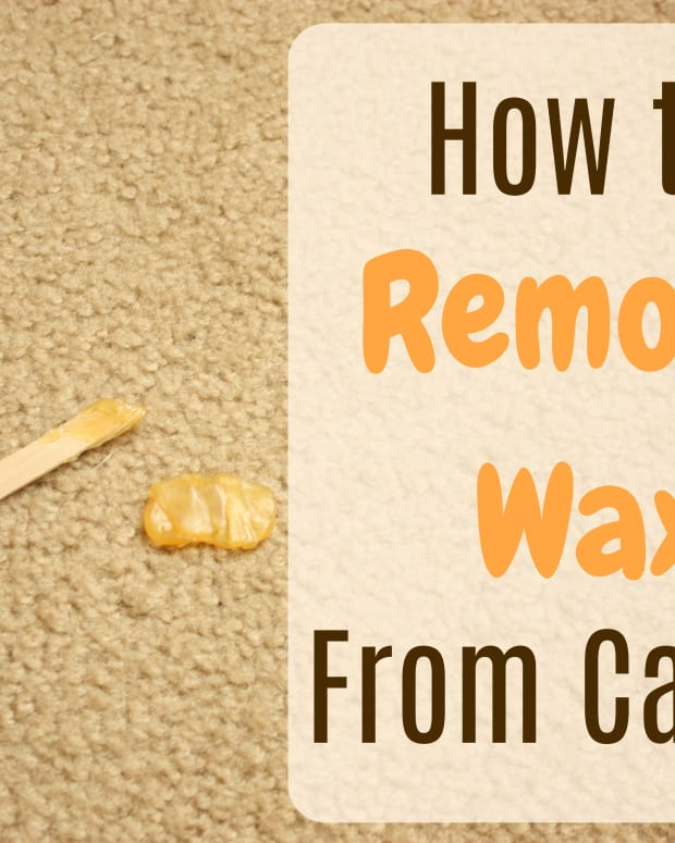 how-to-remove-wax-from-carpet